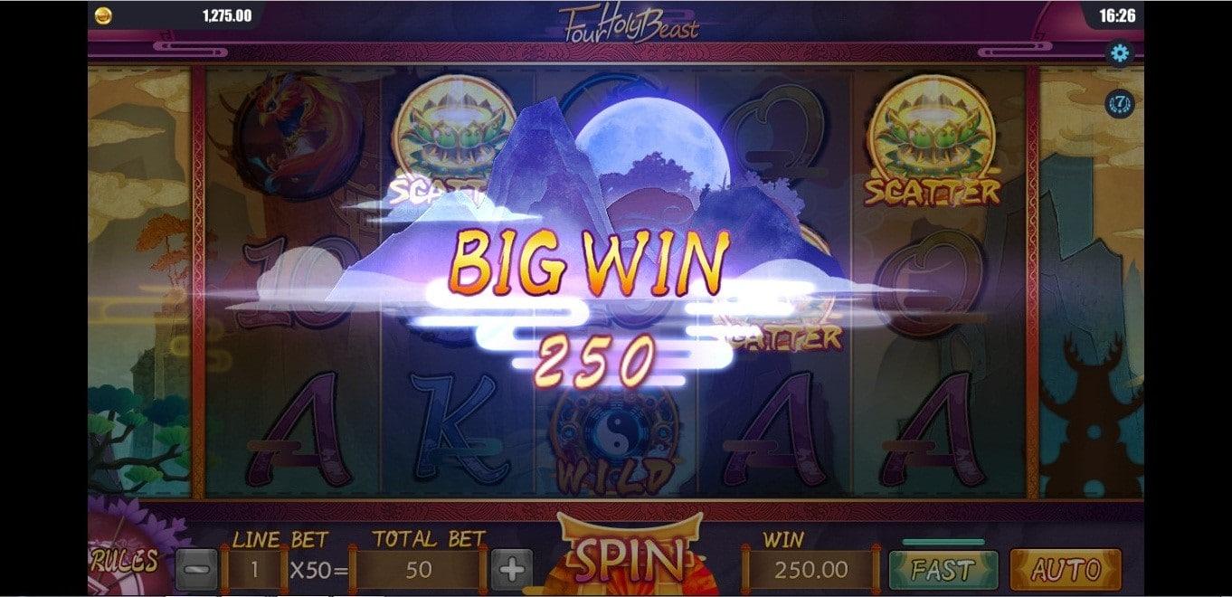 เล่นสล็อตออนไลน์ slot online big win 250