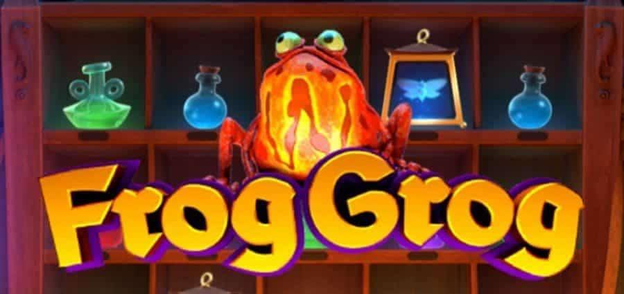 slot online สล็อตออนไลน์ frog grog game