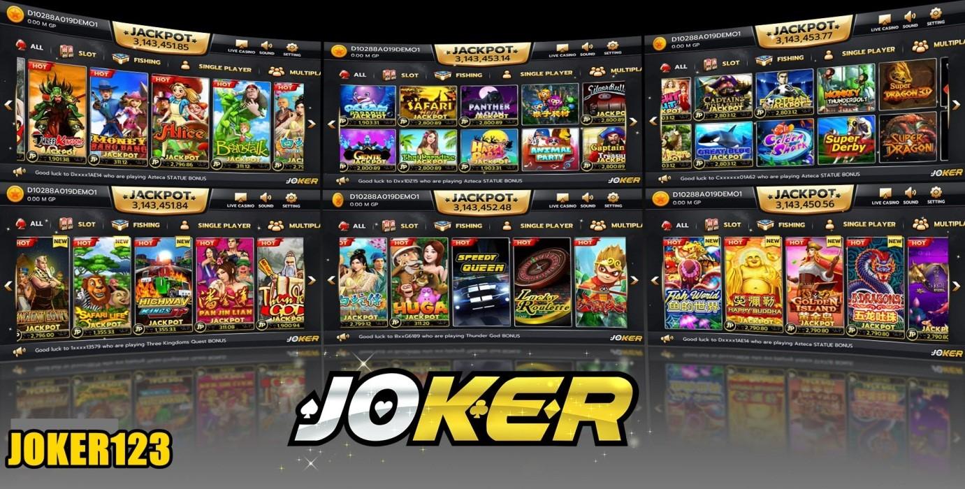 joker123 game รายชื่อ