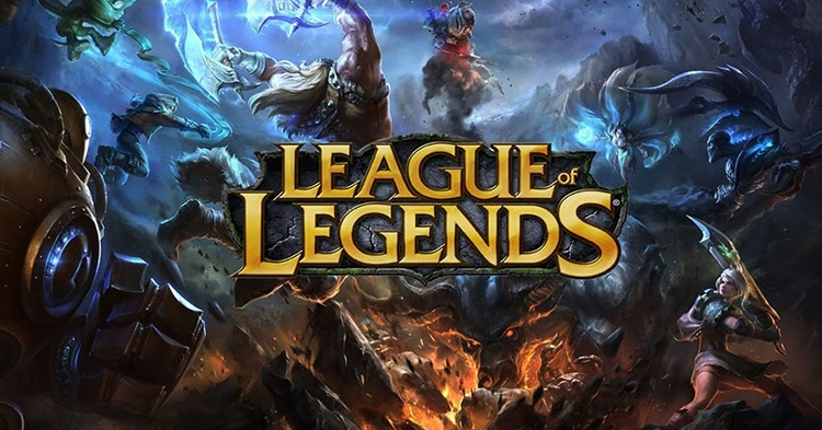 League-of-Legend-อีสปอร์ต